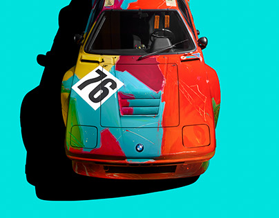 BMW ART CARS | STAUD STUDIOS