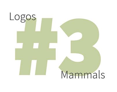 Animal Logos #1 - Mammals
