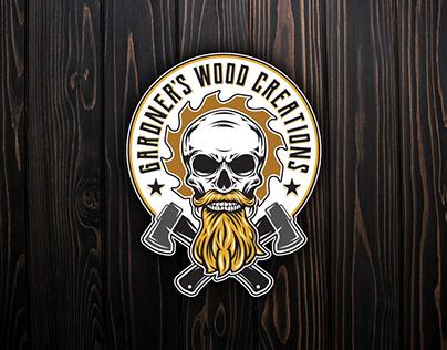 Gardner's Wood Creations Logo Design