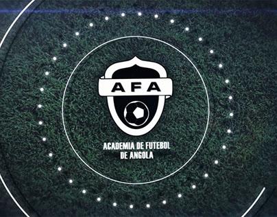 Vinheta Academia de Futebol de Angola