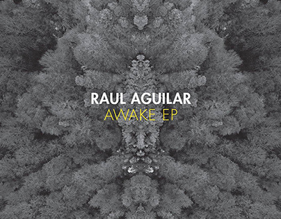Cover - Digital EP by Raul Aguilar