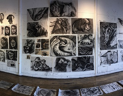 Foundation Studio: Drawing, Fall 2017