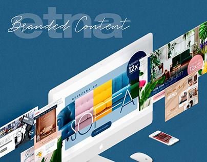 ETNA l Branded Content