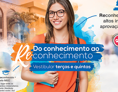 Campanha Vestibular 2017 UNI-RN