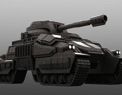 3D Modeling - Vehicles, Weapons, Robots, Creatures