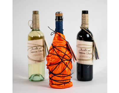 Contemporary Wine Bottle Series