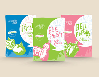 Seed Brand Packaging