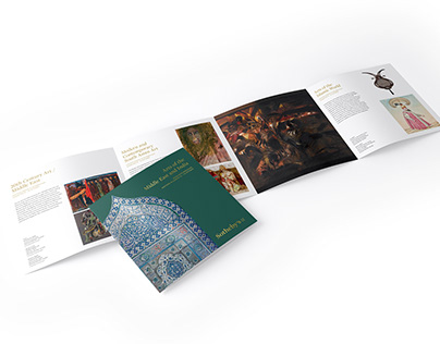 Arts of the Middle East & India Brochure