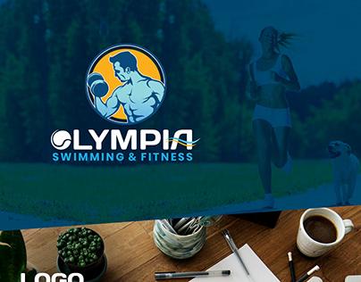 Olympia Swimming & Fitness Logo