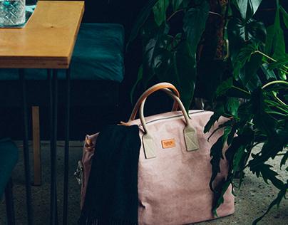 Uashmama Paper Bags Photoshoot