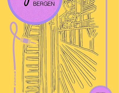 Poster pour Sofar Sounds Bergen