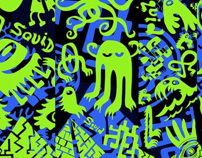Squid Bikes   Season Three