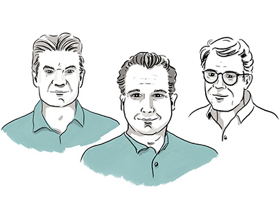 Portraits for Silver Investment Partners