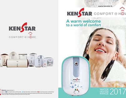 Advertising Shoot-Kenstar