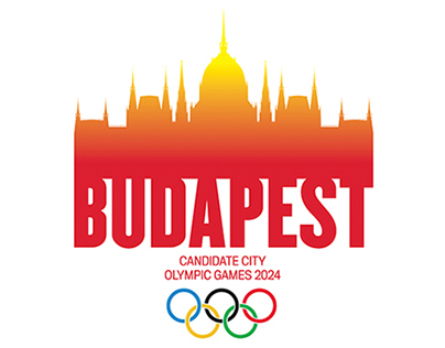 Budapest Candidate City Olympic Games 2024 Logo Contest