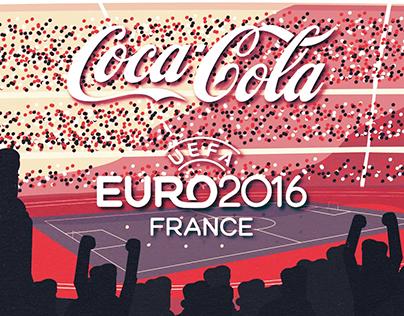 COCA-COLA x EURO2016
