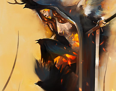 October Speed Painting