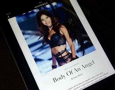 Vogue Apple News