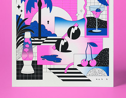 Mohawk Paper – Risograph Print