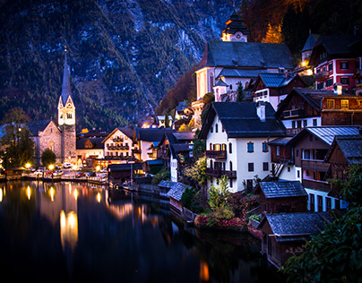 Hallstatt-Travel
