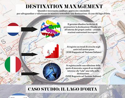 Destination Management ed il caso del lago d'Orta