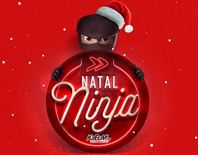 Natal Ninja KaBuM!