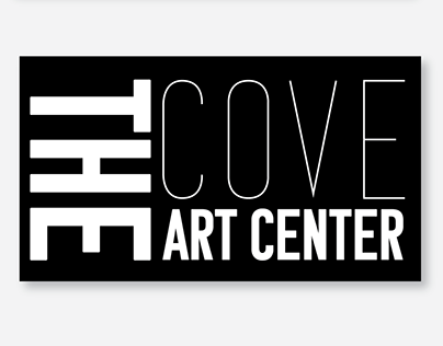 The Cove Art Center / Museum Branding