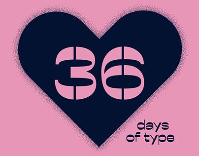 36 days of type-2019