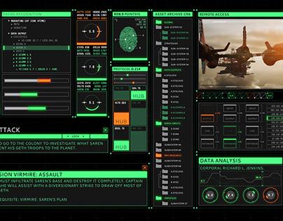 Retro User Interface
