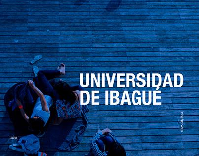 Web Design / Universidad de Ibagué