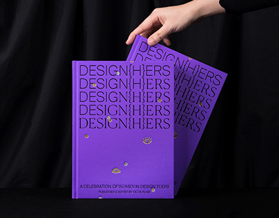 DESIGN{H}ERS : A celebration of women in design today