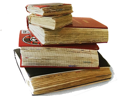 My Published Journals