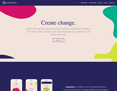 Loopcycle Website