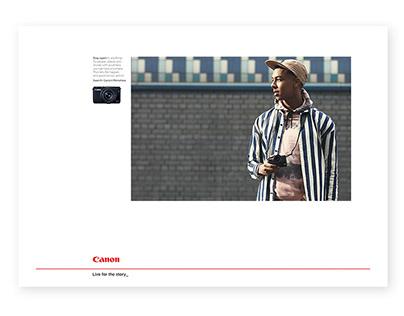 Canon - Mirrorless