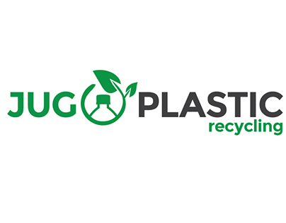 Jugoplastic Recycling Logo Design