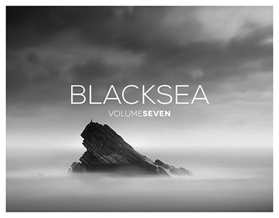 Blacksea Volume Seven: Monochrome Seascapes