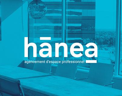 Hānea - Création d'identité visuelle