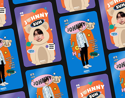 *2020 Project giveaway: NCTJOHNNY'S B-DAYꕤ
