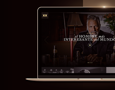 Dos Equis Website