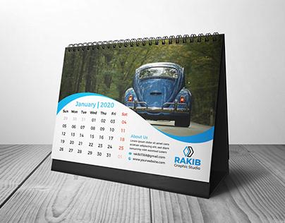 Dask calendar design 2020