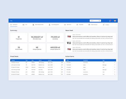 ITM Web App UX/UI Design