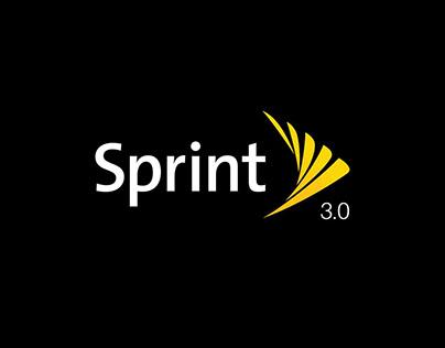 Sprint.com Redesign 3.0