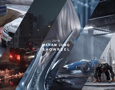 2019 Haram Jung Reel