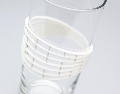 Glass Holders IKEA Godis Glass