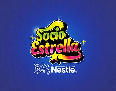 SOCIO ESTRELLA