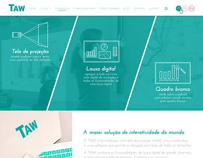 TAW - Website