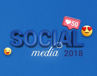 Social media 2018 - Agência Plenna, sim