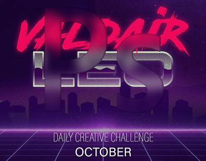 Photoshop Daily Creative Challenge | October