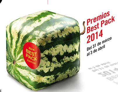 Imagen Premios Best Pack 2014
