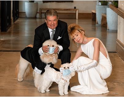 Arthur Benjamin Palm Beach Wedding